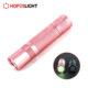 Promotional Metal 1 AA Battery Powerful Small Torch Light Bulk LED UV Flashlights 365NM