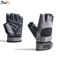 Sport Mesh Half Finger Gym Weight Lifting Gloves Fitness Training Weightlifting Gloves for men & women