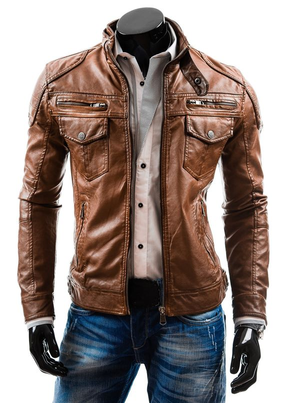 Low cost leather jackets