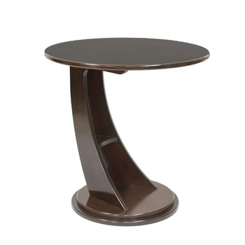 Natural Wood Small Table Accent