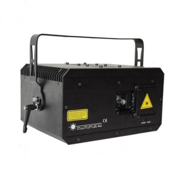 Guangzhou DJ stage light animation laser light 3W power RGB colors