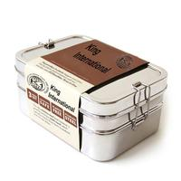 Hotsale Stainless Steel lunch food carry box bento box