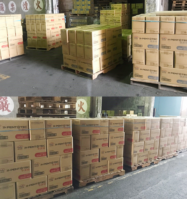 5W30 SN/CF Synthetic Car Engine oil wholesale