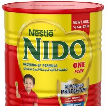 Red Cap Nido Milk Powder