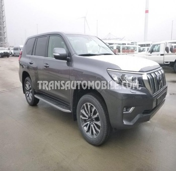 Used 2018 TOYOTA LAND CRUISER PRADO 2.8TX DIESEL TURBO 4WD/LDA ... | 341x350