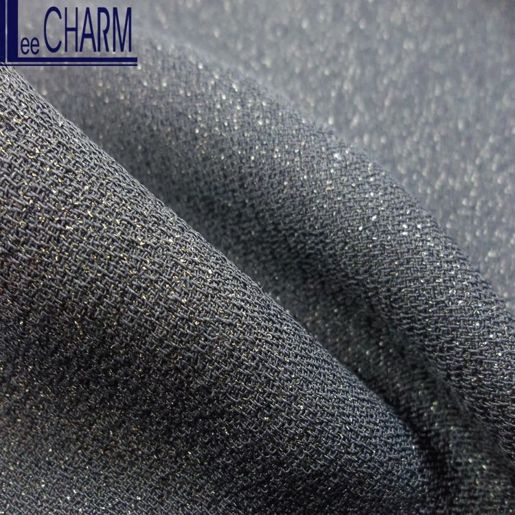 LCL1586 Taiwan Woven Metallic Blend Fashion Apparel Fabrics