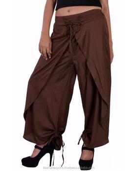 d3396cb6 2858 rayón pantalón pantalon pantalones hindú ropa mujer harem pantalones  indio señoras Pantalones
