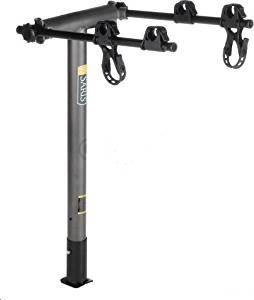 Saris T-RAX Basic 2-Bike Towing Ball Mount Rack