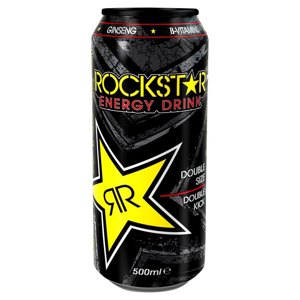 Rockstar Energy Drink Amazon