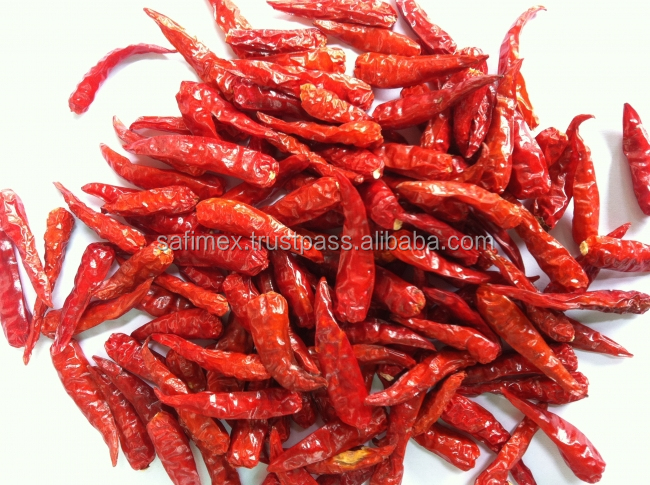 Dried Chili From Vietnam With Best Price 2018