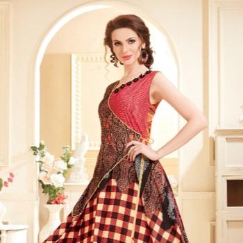 a0b0b80319 Mustard Festive Tales Silk Gown - Maxi Dress - Floor Length Party wear Ready  to Wear