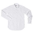 Shirt Rounded Collar Made in Italy 100% Cotton confortable fit