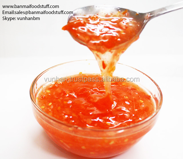 VIETNAM SWEET CHILI SAUCE BY BAN MAI CO., LTD