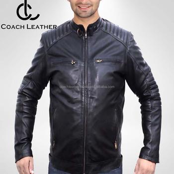 Pakistan Leather Jacket Popular Windbreaker Winter Genuine Leather
