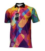 High Quality Breathable Garment Golf Polo T Shirts Dry Fit With Fabric Polyester Made In Vietnam