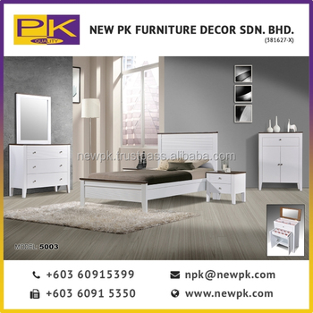 Merveilleux Malaysia Minimalist Modern Wooden Bedroom Furniture Sets NPK 5003 Modern  Design Beds Bedroom Furniture Wardrobe Single