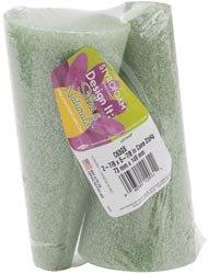 "Bulk Buy: Floracraft Styrofoam Cones 6""X3"" 2/Pkg Green C63GS (6-Pack)"