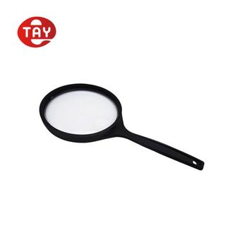 4 inch bifocal handheld reading magnifying glass