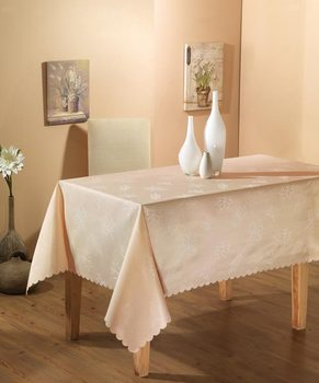 STAIN RESISTANT TABLE CLOTH