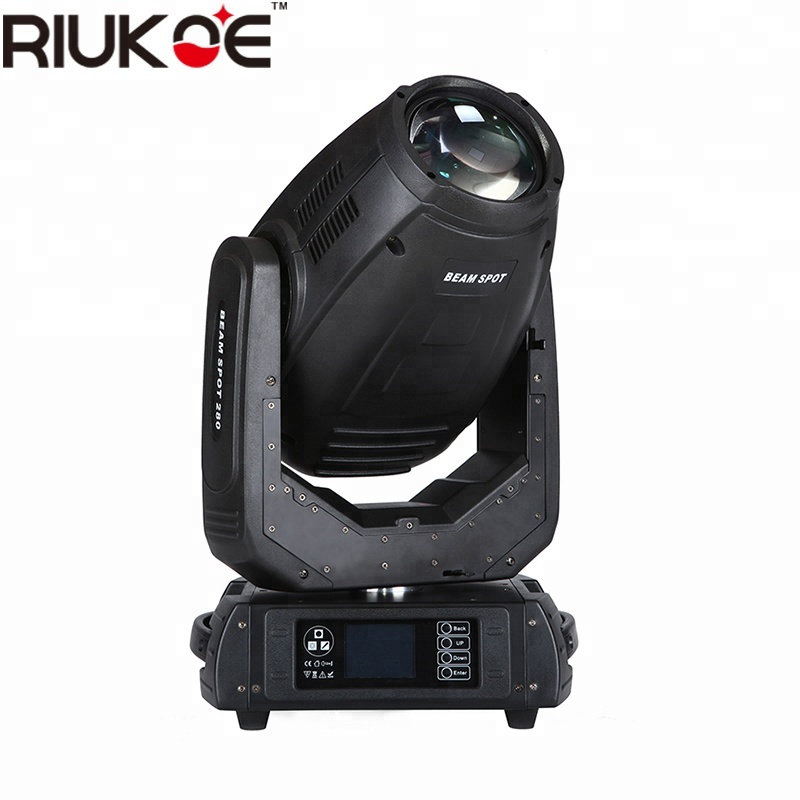 High quality stage lighting <strong>pointe</strong> 280W 10R beam spot wash hybrid 3 in 1 moving head lighting