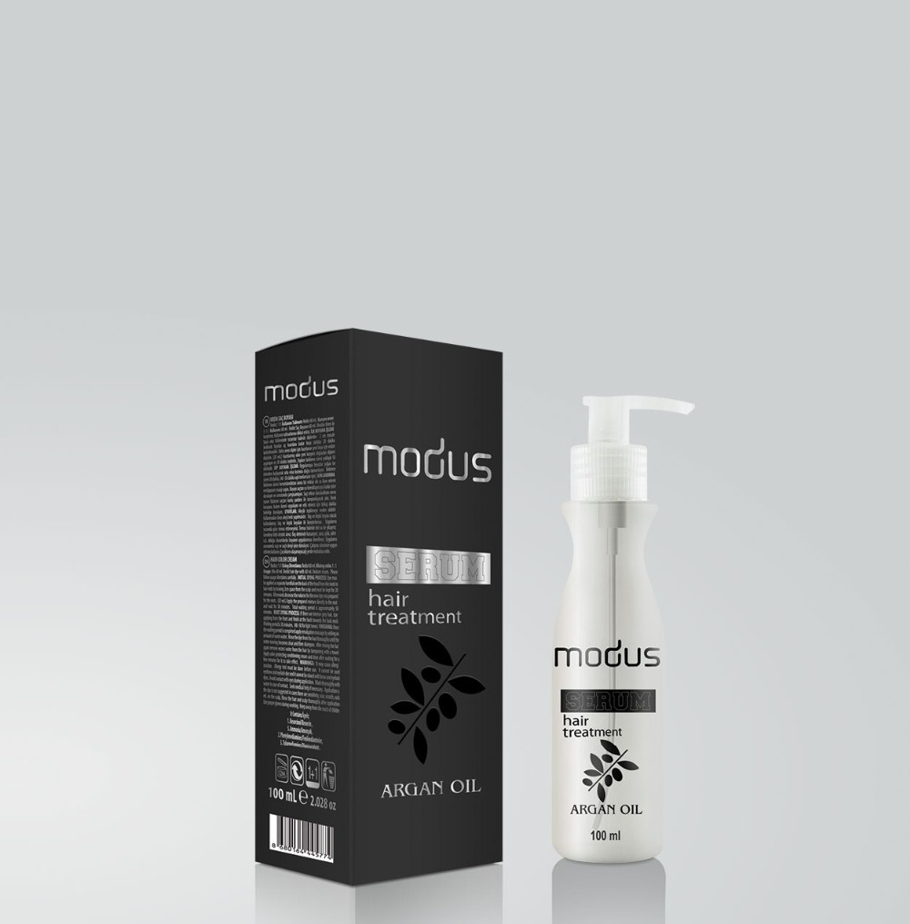 Haar Serum MODUS Argan Oil100 ml