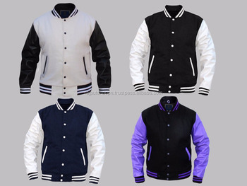 Free Sample Offer Varsity Jacket College School Jacket Fancy Good Looking  Apparel Custom - Buy Varsity Jacket,Varsity Jacket Wholesale,Varsity Jacket