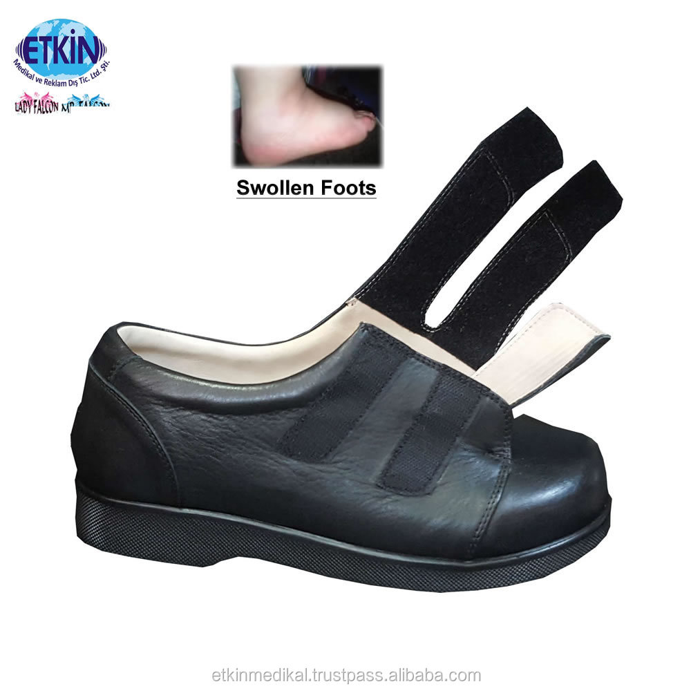 and Best Deep Diabetic Swollen Wide for for Extra Lymphoedema Feet Shoes Ankles and YwEHxnq8f