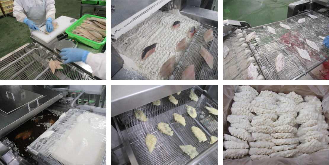 Japanese Made Wholesale White Hoki Fish With Frozen
