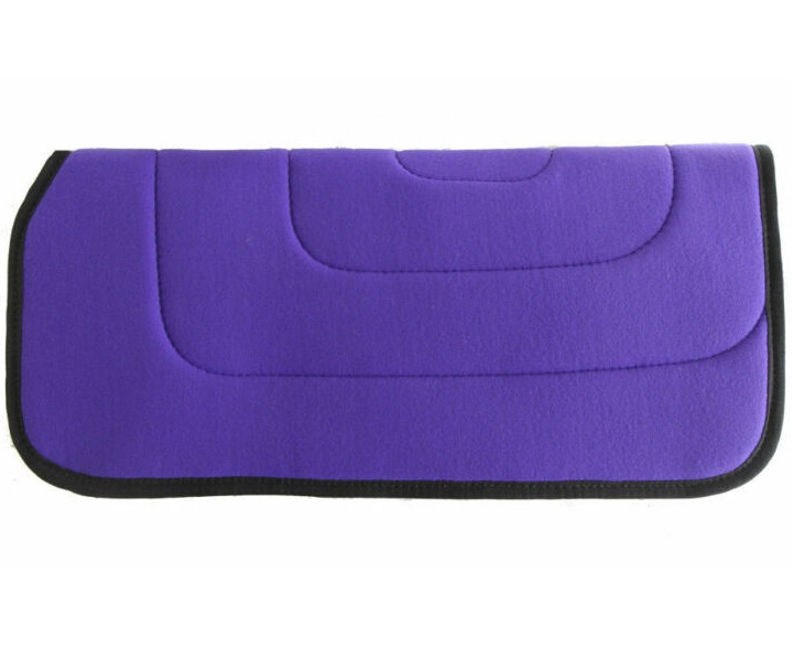 Polaire Tapis de Selle de Cheval Rouge Violet JGFHRY-011209-7967 ...