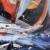 Pure hand painted simple design beautiful seascape oil paintings of sailboats