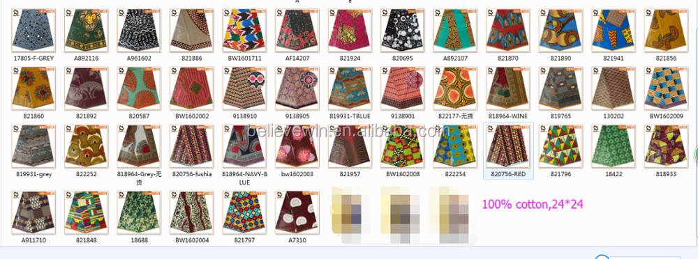 latest wax fabric african wax prints fabric wholesale african wax print fabric