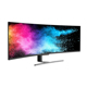 144HZ Led Monitor 49 Inch 4k Curved Computer Gaming Monitor Ultra Wide Monitor For Office And Games