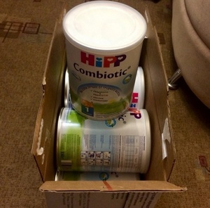 OFFER HIPP BIO & ORGANIC INFANT BABY MILK POWDER