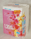 Flushable toilet paper toilet tissue with Japan quality