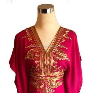 Moroccan Sexy Kaftan Dress a9500b07228