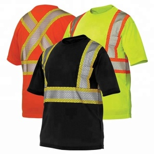 New Design Construction Uniform Men Working T-Shirt
