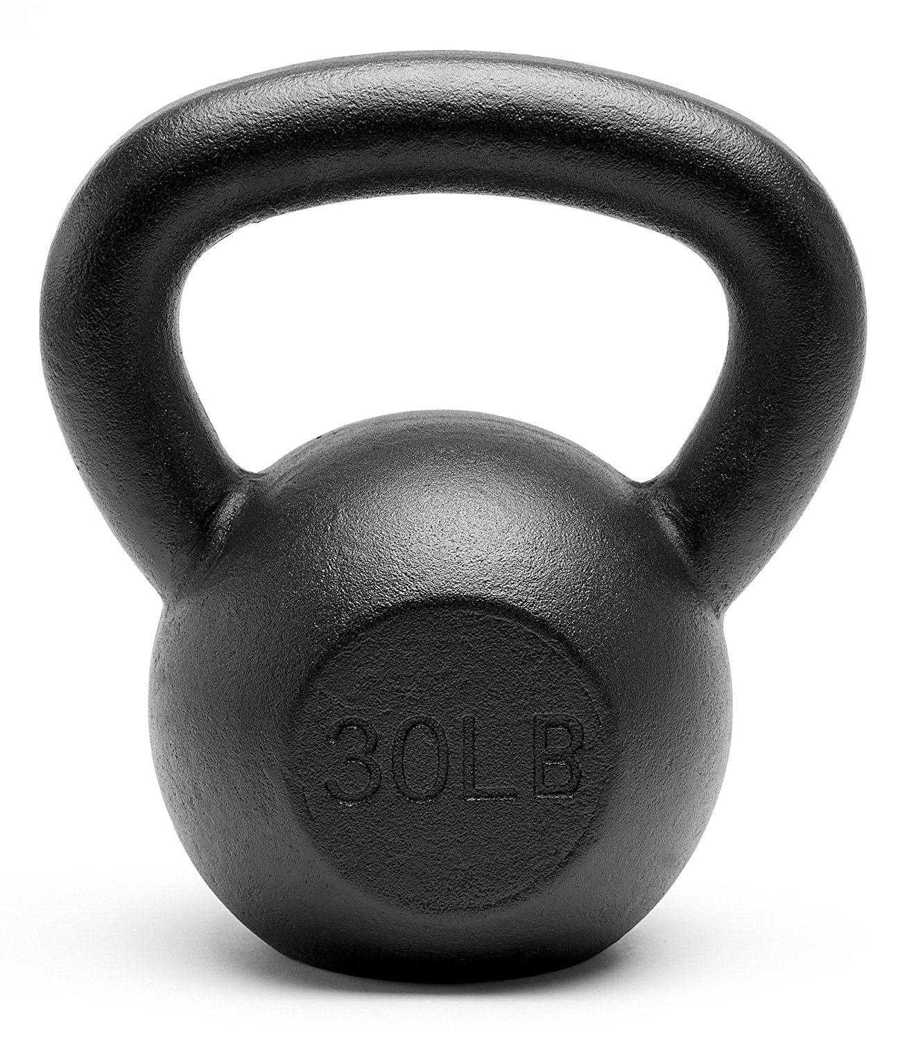 Get Quotations · Unipack Premium Powder Coated Solid Cast Iron Kettlebell  Weights 5, 10, 15, 20
