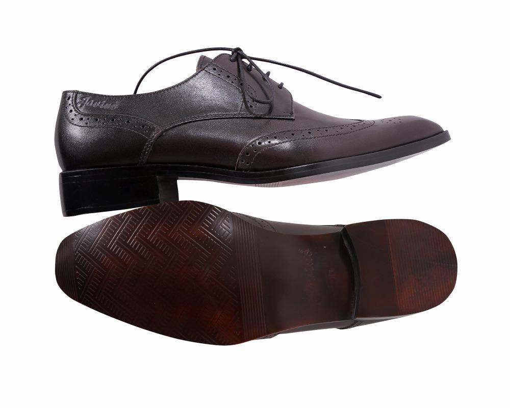 LEATHER derby handmade shoes Vietnam Men's zAwnTgx