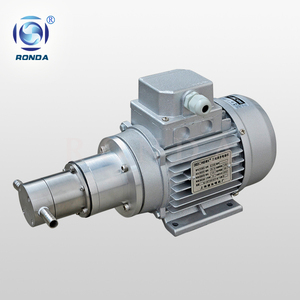 CQCB stainless steel magnetic drive pump small gear pump