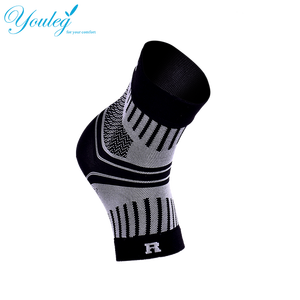 Youleg plantar fasciitis compression socks with Custom Pattern for Cycling