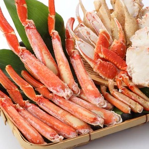 Delicious Frozen Consumer Pack Cooked Sea Food Crab
