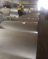 Prime Hot Dipped 55% Al-Zn Alloy Coated Steel In coils