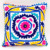 Wholesale luxury vintage christmas pillow cases decorative handmade cushion cover