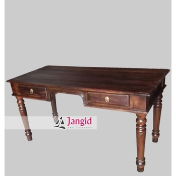 latest indian office french style sheesham wooden computer and study table  design furniture fbe719ff0