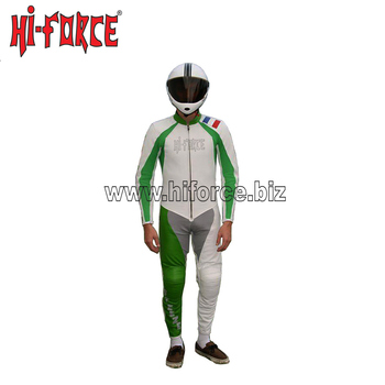 Longboard Downhill Racing leather suits Skateboarding suit