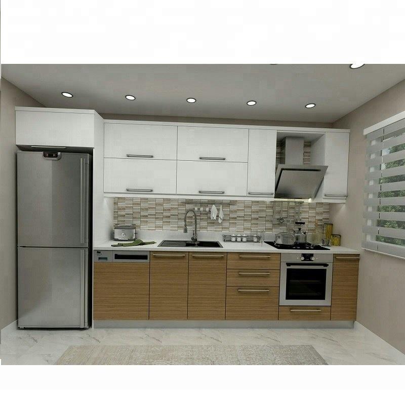 L Designed Kitchen Cabinet Models