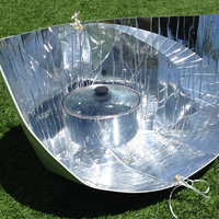 solar grill stove for cooking/solar stove cooker....