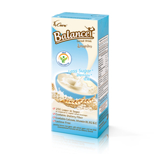 4CARE BALANCE CEREAL DRINK 180 ml [Less Sugar]