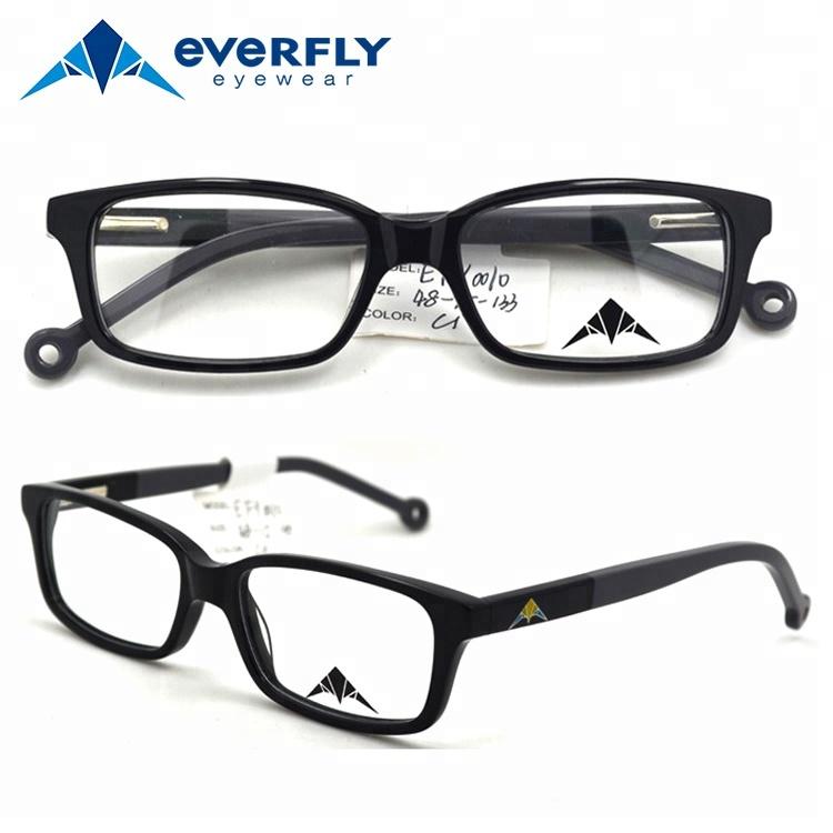 2020 Wholesale Children Optical Frames Eyeglasses High Quality Acetate Glasses New Model Eyeglass Frames Eyewear For Kids