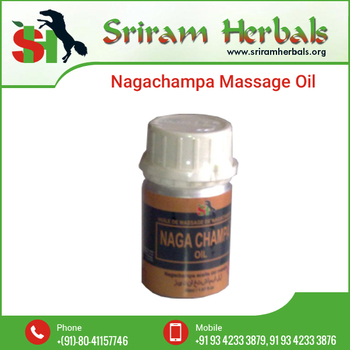 Hot Sale Ayurveda Body Massage Oil at Best Price